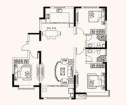 K1户型  3室2厅2卫1厨