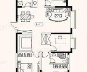 T1户型  4室2厅2卫1厨